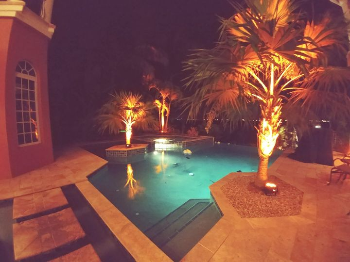 Sarasota Up-lighting