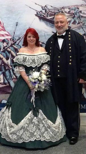 Altared Vows Historical weddin