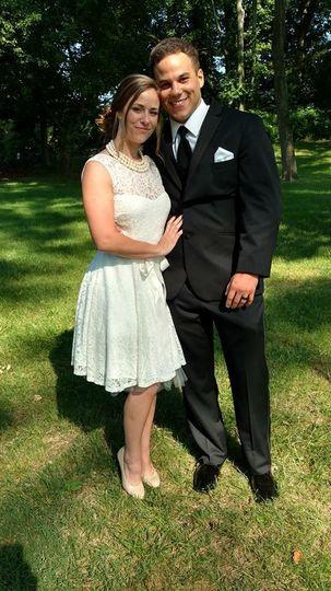 Altared Vows at Rockwood Park