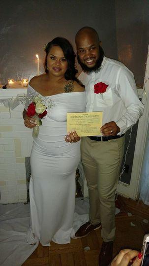 Altared Vows elopement