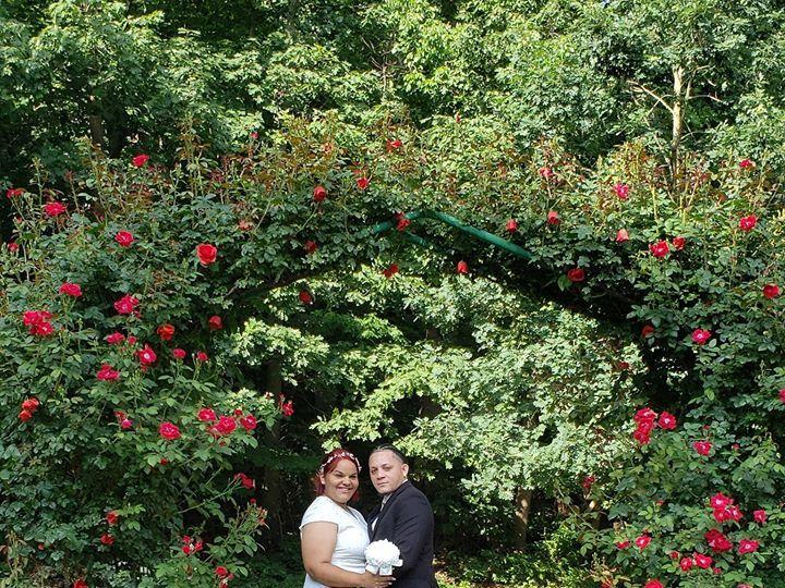 Tmx 071120 Wedding Rose Garden 51 6187 159500026110591 Wilmington, Delaware wedding officiant
