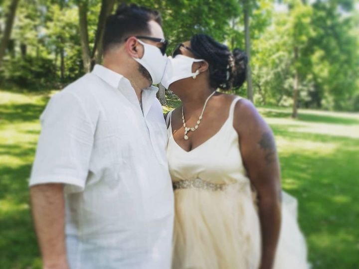 Tmx 6 24 20 Naisha Jason 51 6187 159500025611265 Wilmington, Delaware wedding officiant