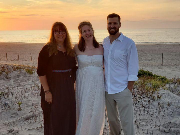 Tmx 61920 Faith And Danny And Taya Assateague Sunrise 51 6187 159500025755240 Wilmington, Delaware wedding officiant