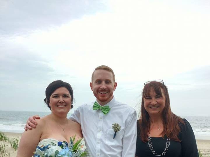 Tmx 99 Sea Level Bethany Beach 5 19 18 51 6187 157869293160503 Wilmington, Delaware wedding officiant
