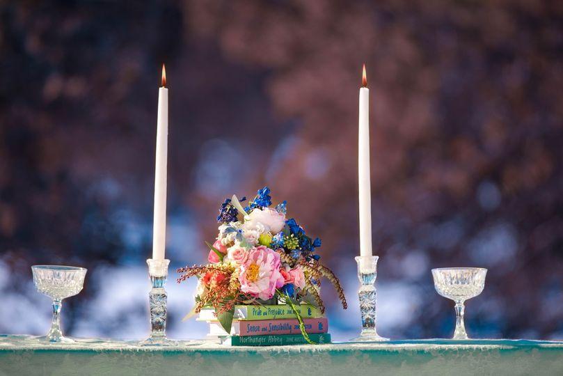 Candlelit table | Zotti |