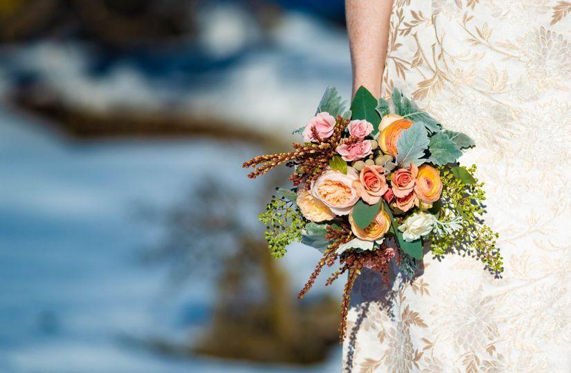 Bride's bouquet | Zotti
