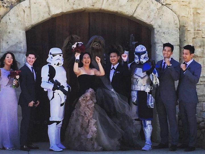 Tmx 1466609811513 Starwars Wedding Los Angeles, California wedding dj