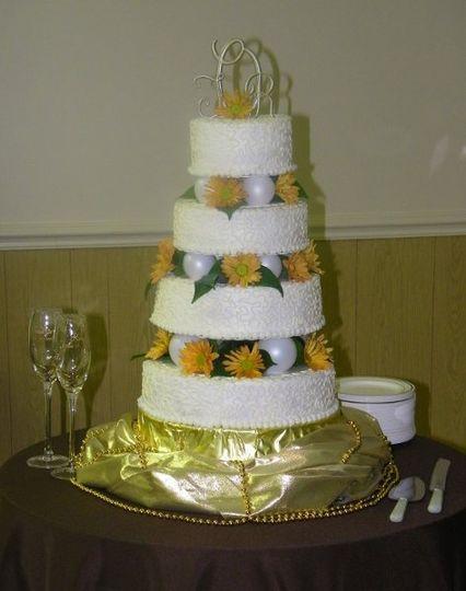 Oxendine Wedding