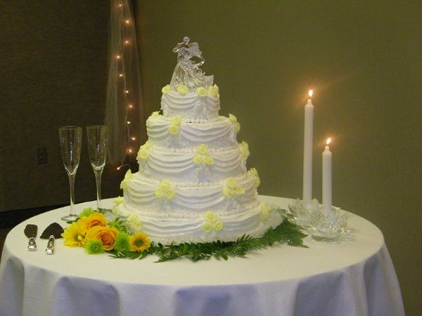 Tmx 1257081497520 1000160 Fairmont wedding cake
