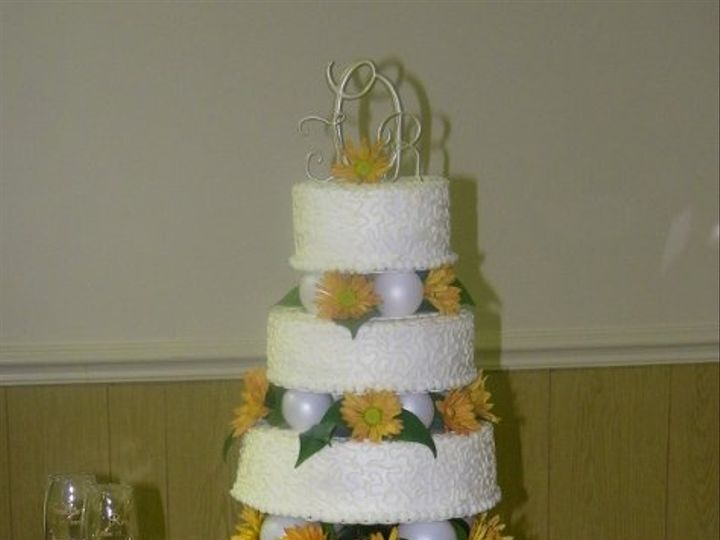 Tmx 1257083286958 RexOxendineWedding Fairmont wedding cake