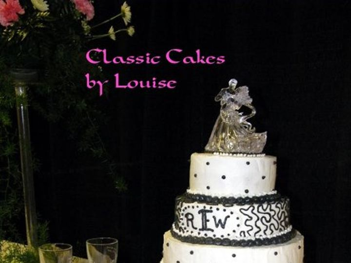 Tmx 1277513074044 WeddingEmanuel Fairmont wedding cake