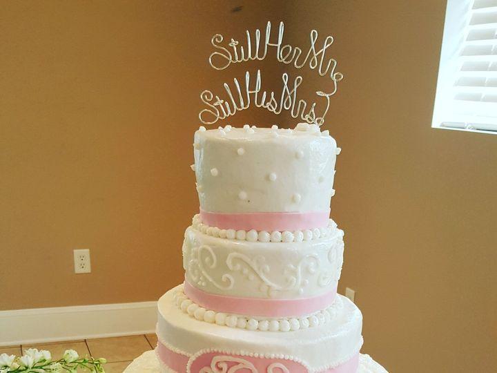 Tmx 1526747001 C91204b49fad42a7 1526746997 A04fbf40d5070d02 1526746892176 9 IMG 20160506 01063 Fairmont wedding cake