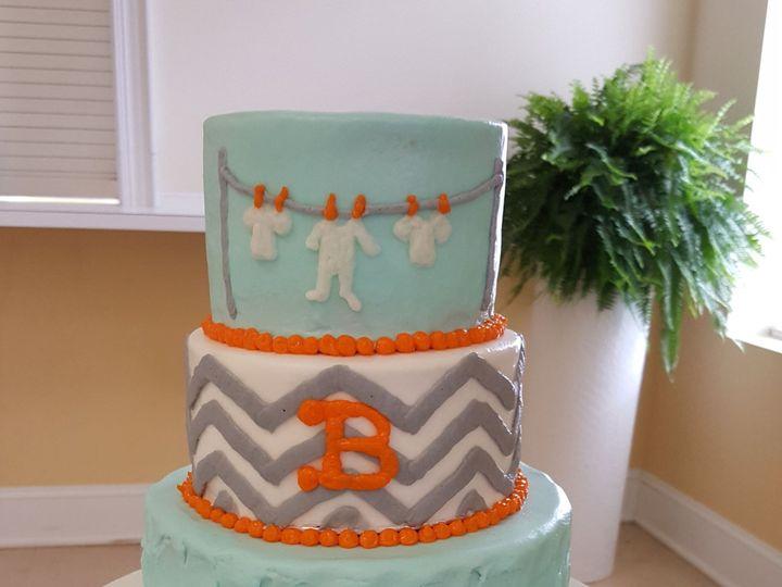 Tmx 1526748393 C359fe802923aa31 1526748388 6b7fc1a1eee3db92 1526748314505 1 20160521 114221 Fairmont wedding cake