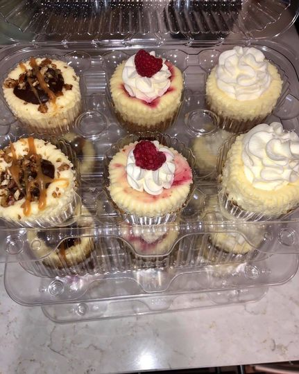 Multiple cupcake box