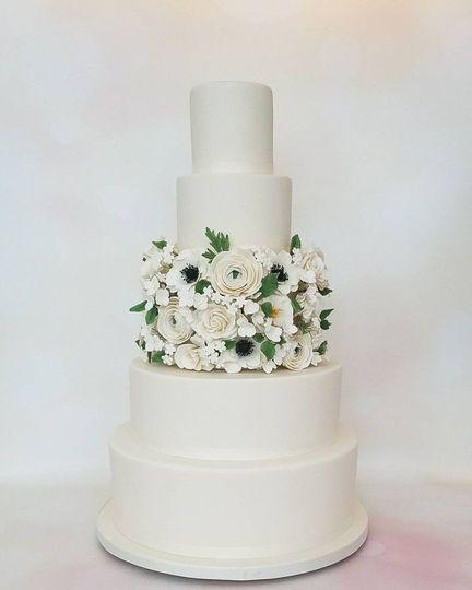 MAR Cake Art Wedding Cake Houston TX WeddingWire
