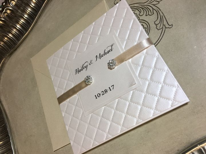 hailey couture wedding invitation 2