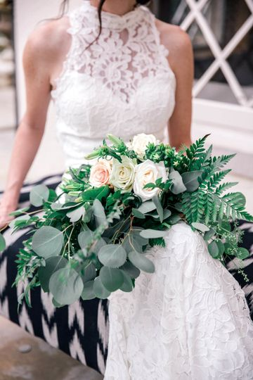 Wish And Whimsy Floral