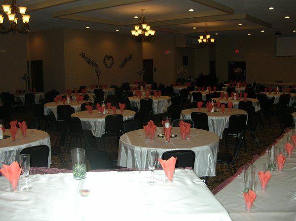 Hall set up