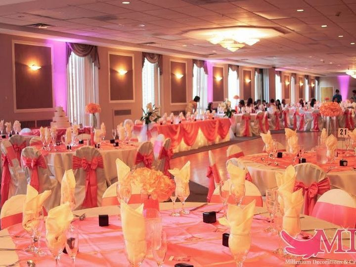 Tmx 1419366873766 Millenium5 Chicago wedding catering