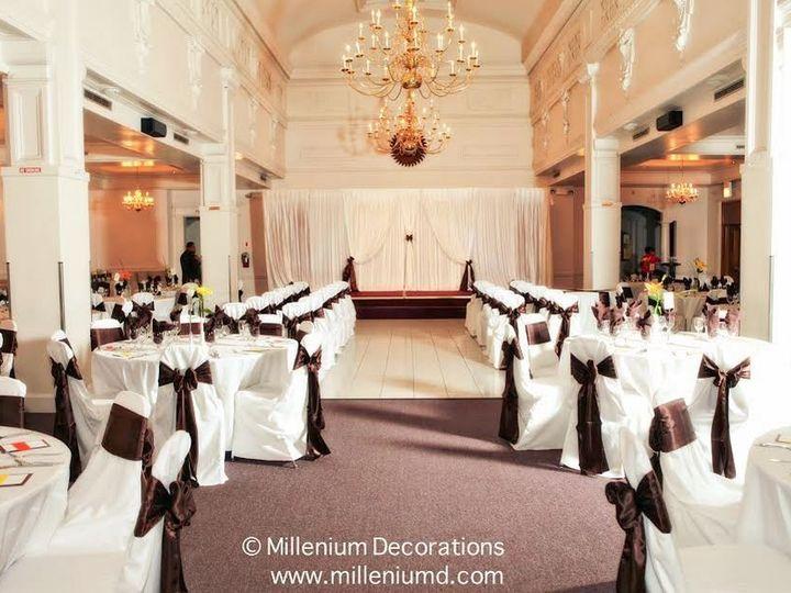 Tmx 1419367022467 Millenium9 Chicago wedding catering