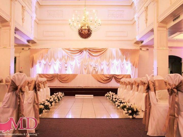 Tmx 1419367026560 Millenium10 Chicago wedding catering