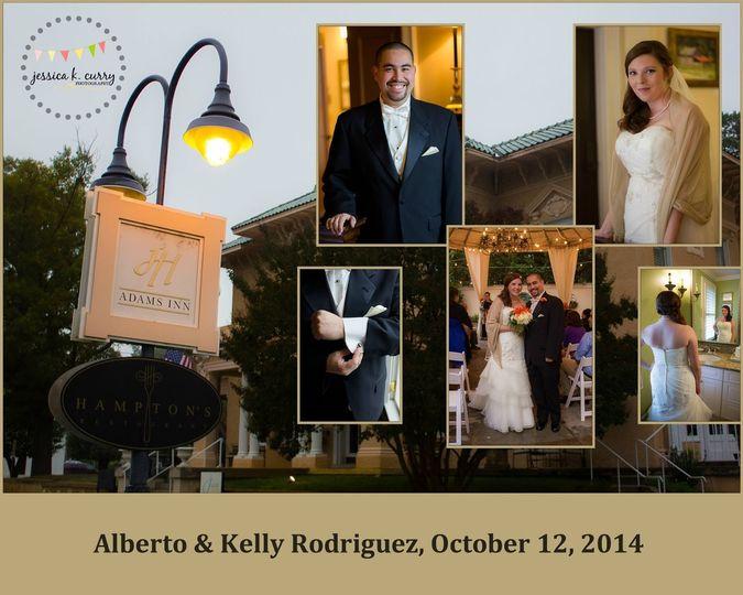 kellys wedding