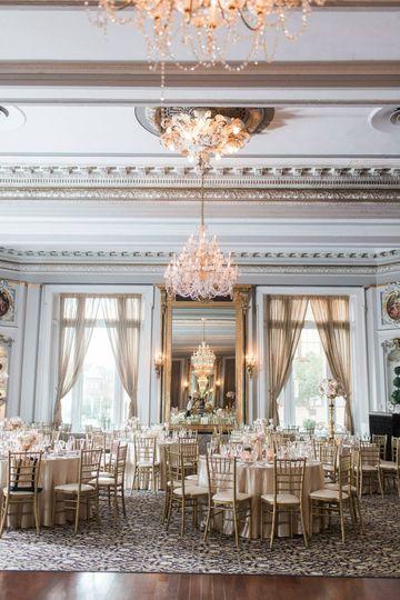 Belvedere co events venue baltimore md weddingwire 800x800 1440191715024 charles ballroom 9 junglespirit Images
