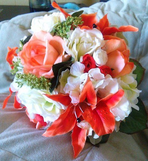 Tmx 1320296440813 Orange3 Knoxville wedding florist