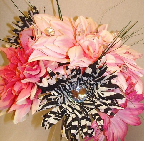 Tmx 1320296767758 Zebrapink5 Knoxville wedding florist