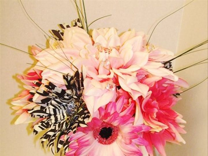 Tmx 1320296823497 Zebrapink Knoxville wedding florist
