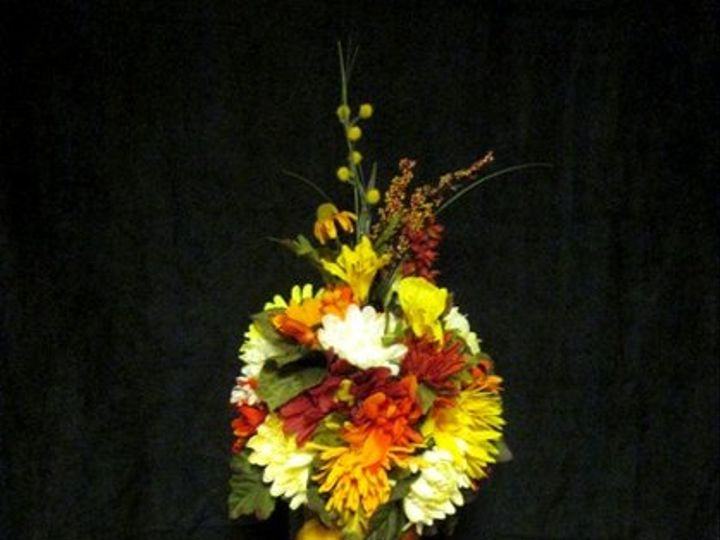 Tmx 1320384282744 Wreathpumpkins Knoxville wedding florist