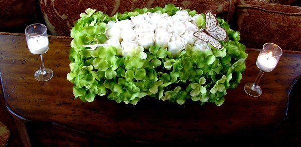 Tmx 1320385422458 Monicagreenhydrangea Knoxville wedding florist
