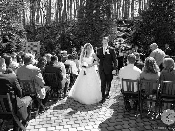 Tmx 1488482288885 Waterfall Ceremony Shot Branford, Connecticut wedding venue