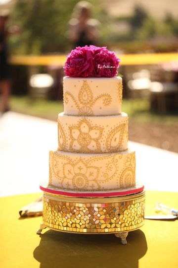 Sweet Autumn Bakery - Wedding Cake - Atascadero, CA - WeddingWire
