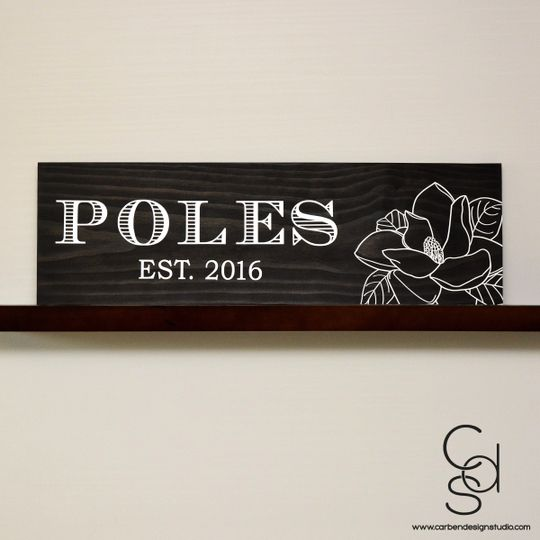 poles sign