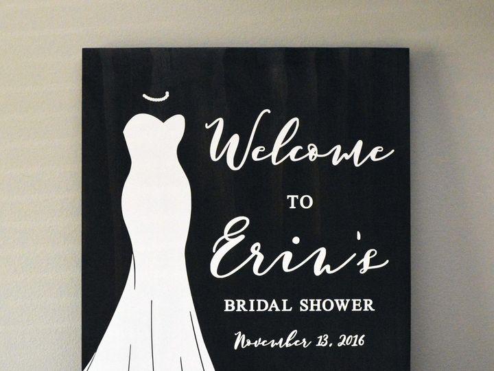 Tmx 1511801335983 Erins Bridal Shower Sign Trenton wedding invitation