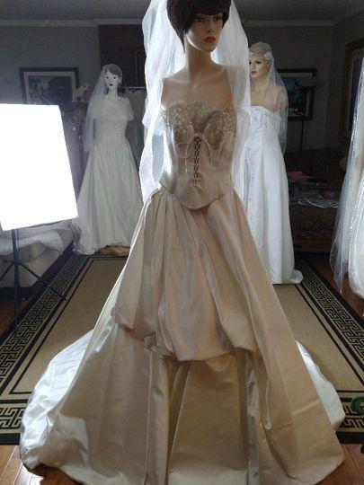 Victorian Flair.  Gorgeous!