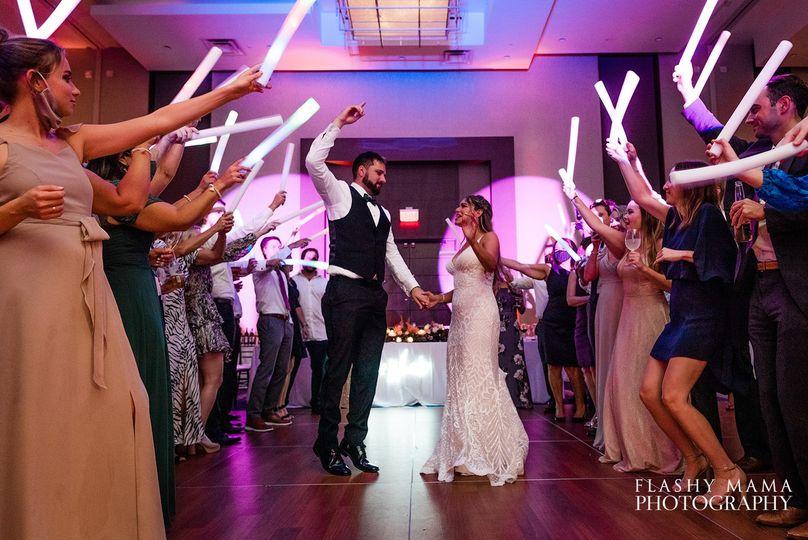 Wedding at Hilton West Palm