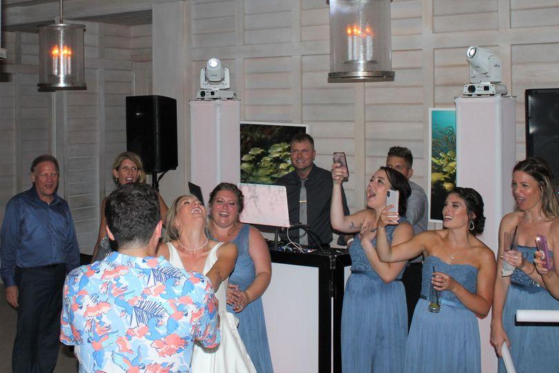 Wedding at Seagate Beach Club