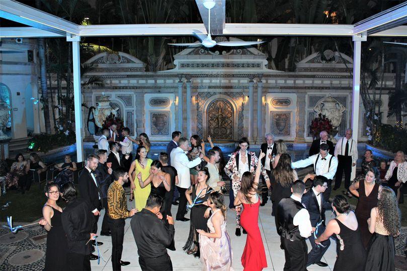 Wedding at Versace Mansion