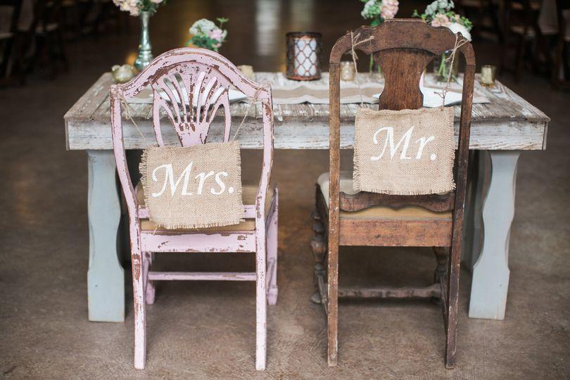 Couple seats