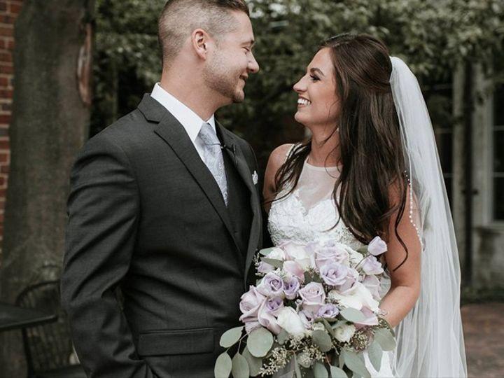 Tmx Erikaeric 51 24287 1558554925 West Bloomfield, MI wedding florist