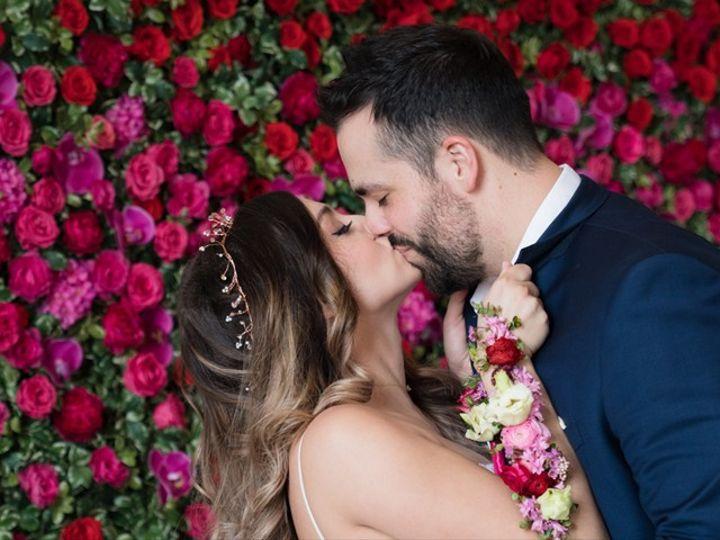 Tmx Flower Wall2 51 24287 1558554929 West Bloomfield, MI wedding florist