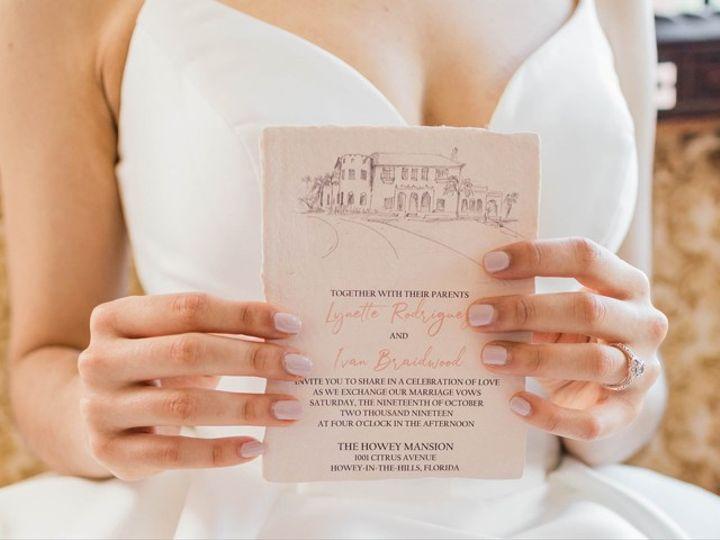 Tmx Handdrawninvite 51 24287 158836533967761 West Bloomfield, MI wedding florist