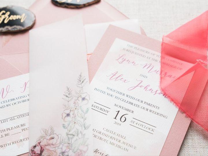 Tmx Velluminvite 51 24287 158836534340111 West Bloomfield, MI wedding florist
