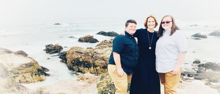 2021 elopement at Pebble Beach