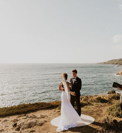 2021 Big Sur elopement