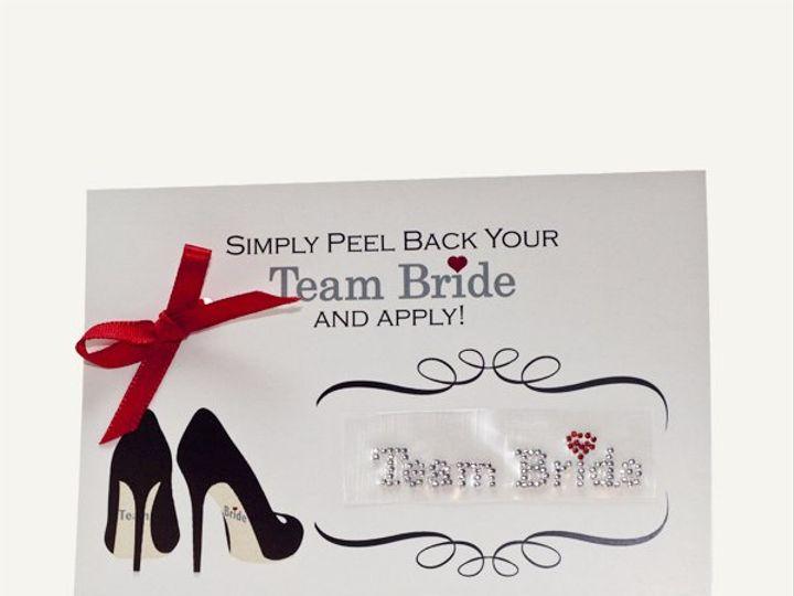 Tmx 1339466634030 ShoestickerTeamBride600x600 Lees Summit wedding favor