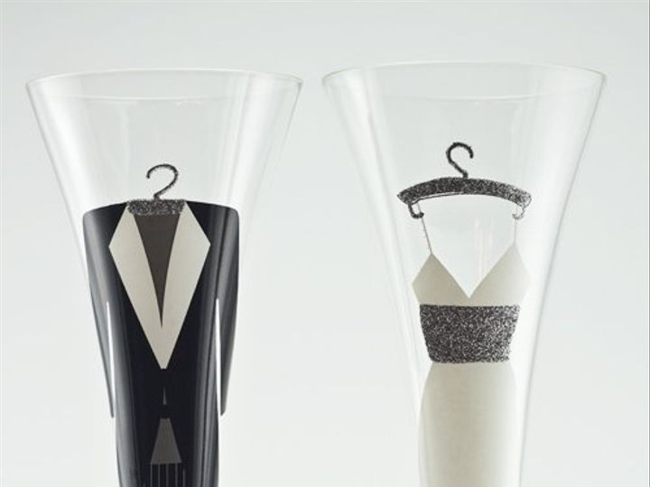 Tmx 1339466637529 Toastingflutes500x750 Lees Summit wedding favor