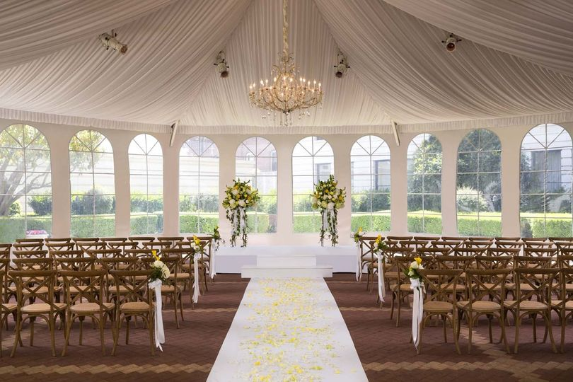 800x800 1441753532795 wedding ceremony courtyard tent ... & The Ritz-Carlton San Francisco - Venue - San Francisco CA ...